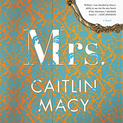 Mrs. audiobook cover art