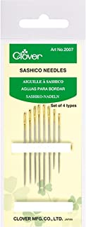 Clover Sashico Needles Nähnadel, 134