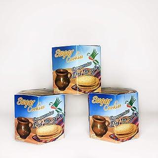 DMP Champurradas PaLa Rea/Sugar Cookies 3-PACK