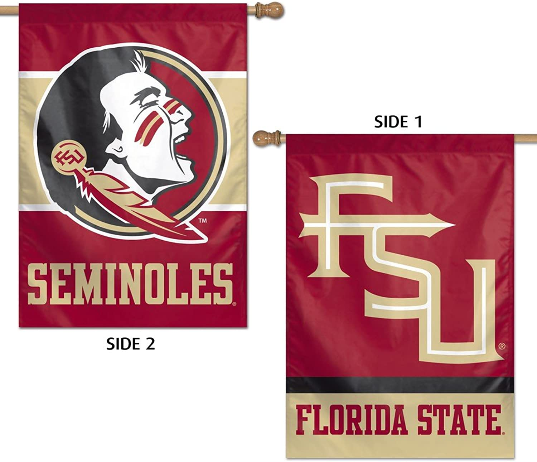 Wincraft NCAA Florida State University 36837014 2 Sided greenical Flag, 28Inchx40Inch