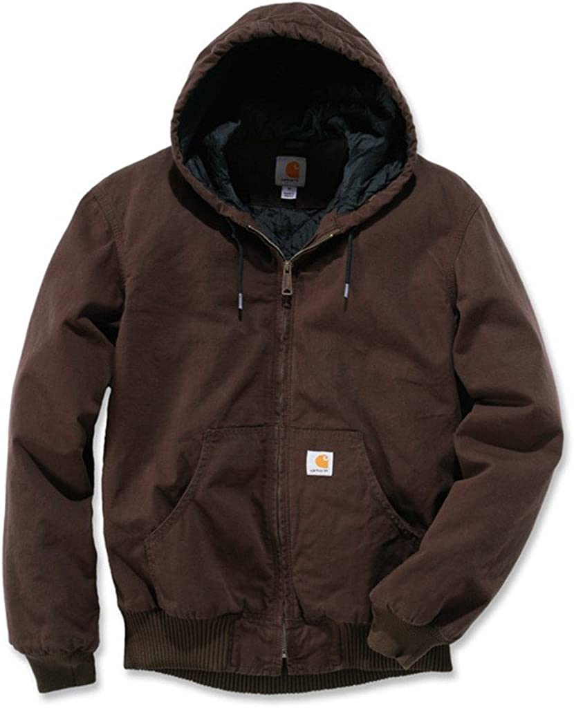 Cheap mail order specialty store Carhartt Men's Ripstop Active Lined Jacket Free shipping anywhere in the nation Quilt