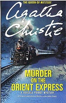 Paperback Murder on the Orient Express: A Hercule Poirot Mystery Book