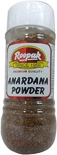 Roopak (Delhi) Anardana Pomegranate Powder Indian Spice Seasoning Powder - 100 gm