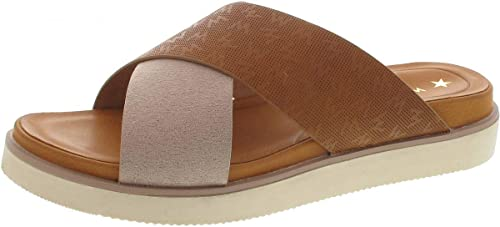 Wrangler Footwear , Sandales pour Femme Rose Rose