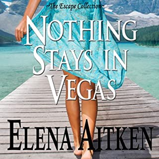 Nothing Stays in Vegas audiobook cover art