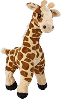 Kicko Soft Plush Giraffe - 11 Inch Stuffed Jungle Animal Toy and Pillow for Bedtime Pal, Playroom Decoration, Children Edu...