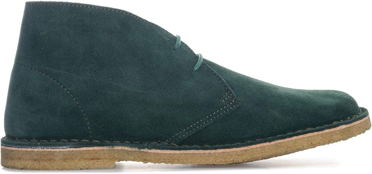 Pretty Green Mens Suede Desert Boot