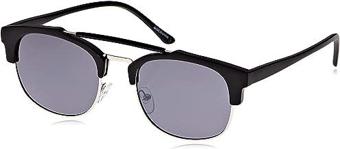 اوكلي سليفر اكس ال مستطيل نظارات شمسية للرجال - OO9347-01