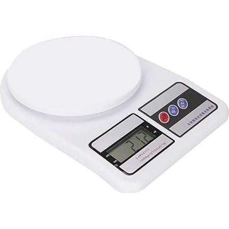 CHIC FANTASY Báscula Digital gramera de 1g a 10 kg. Practica Resistente Máxima precisión y calidad