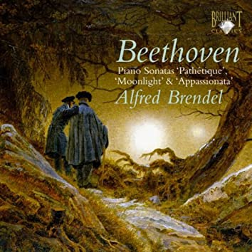 """Beethoven: Piano Sonatas """"Pathétique"""", """"Moonlight"""" & """"Appasionata"""""""
