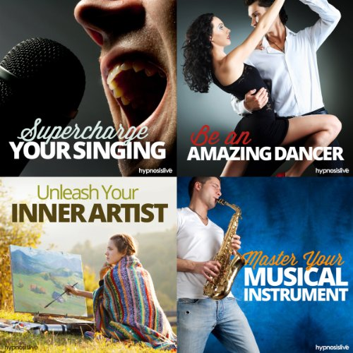 The Creative Person's Hypnosis Bundle cover art