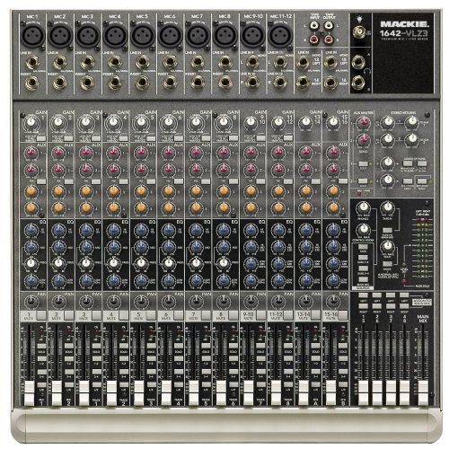 16ch mixer - 5