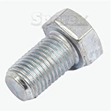 Sparex, S.51550 Bolt, M18/1.5 X 50 for Various Makes
