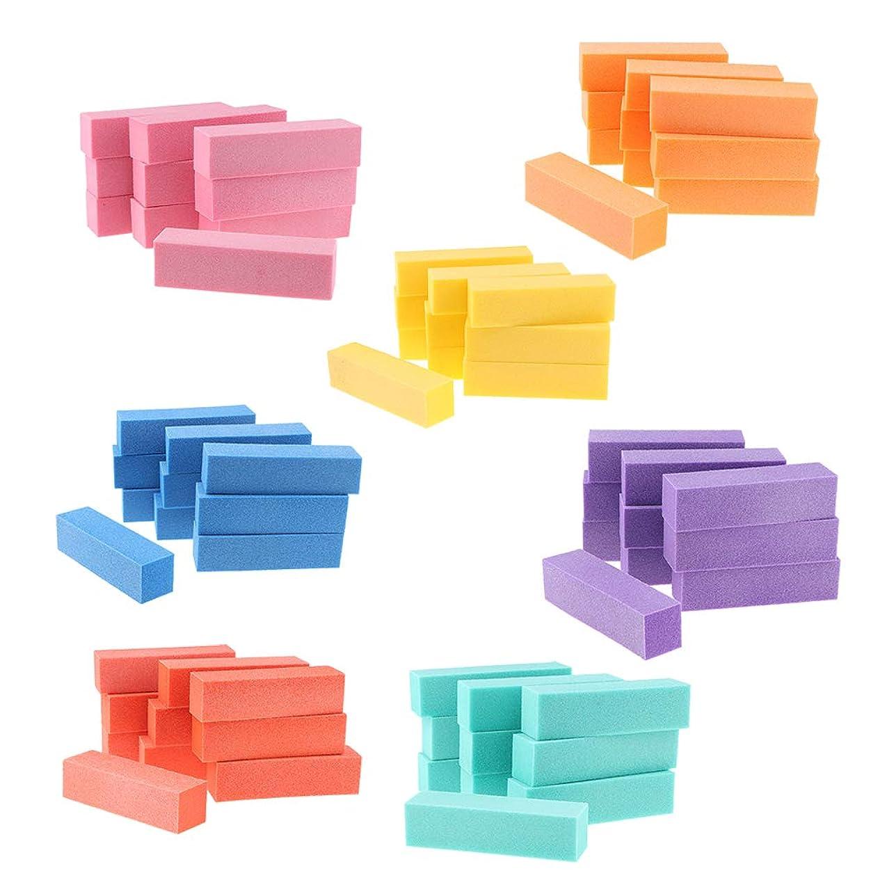 ワーディアンケース再開性別B Blesiya 約70個 ネイルファイル バッファー ブロック プロ ネイルサロン ネイル道具