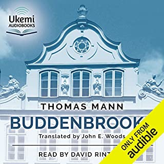 Buddenbrooks     The Decline of a Family              By:                                                                                                                                 Thomas Mann                               Narrated by:                                                                                                                                 David Rintoul                      Length: 26 hrs and 57 mins     2 ratings     Overall 4.5
