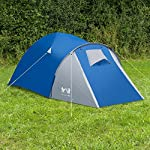 Trail 2 3 4 Man Person Dome Tent Festival Camping With Porch Trail Bracken 3000mm HH