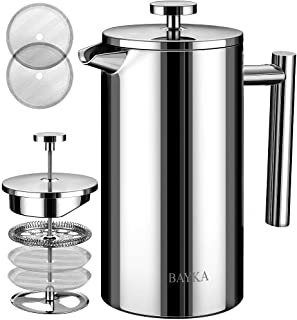 Best nucucina french press Reviews