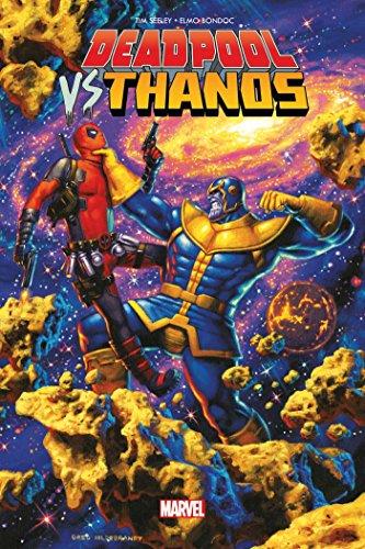 Deadpool vs Thanos: Jusqu'à ce que la mort nous sépare (PAN.MARVEL 100%)