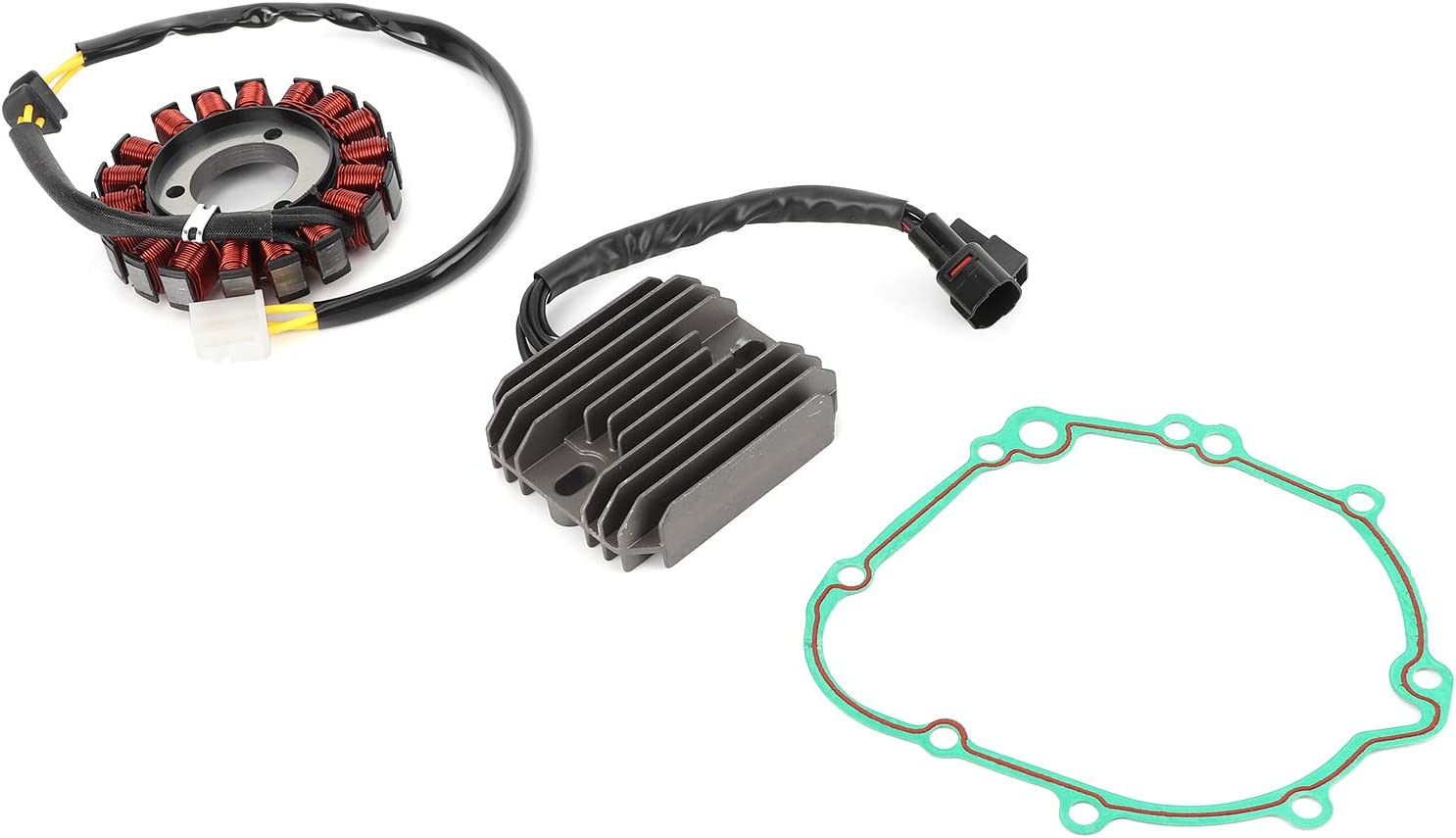Aluminum Alloy Universal Max 47% OFF Max 52% OFF Superior + Stator Rectifier Gaske