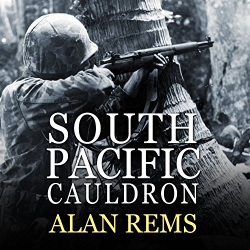 South Pacific Cauldron cover art