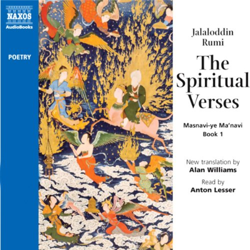 Spiritual Verses audiobook cover art