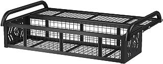Kolpin 53350 ATV Rear Drop Rack Basket Convertible 3-in-1 Universal