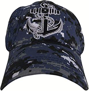 Mens Hats US Navy Seal Anchor Shadow Blue ACU Desert Digital Marpat Camo Cap Hat Baseball Cap