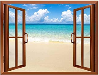 wall26 - Beach and Tropical Sea Removable Wall Sticker/Wall Mural - 36