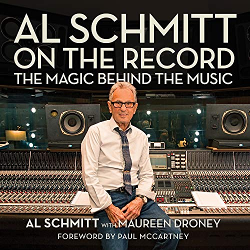Couverture de Al Schmitt on the Record