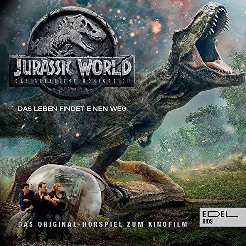 Jurassic World 2 - Das gefallene Königreich. Das Original-Hörspiel zum Kinofilm Titelbild