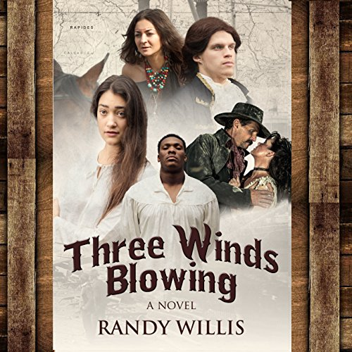 Three Winds Blowing audiobook cover art
