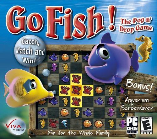 Go Fish! Pop 'N' Drop (Jewel Case)