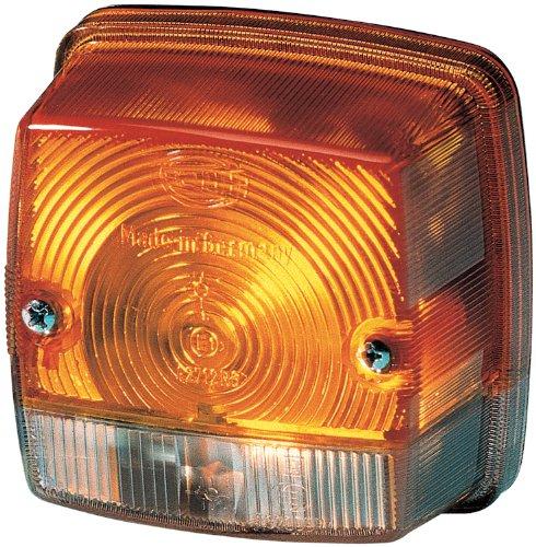 HELLA 2BE 003 014-251 Blinkleuchte - C5W/P21W - 12V - Anbau - Einbauort: vorne links/vorne rechts