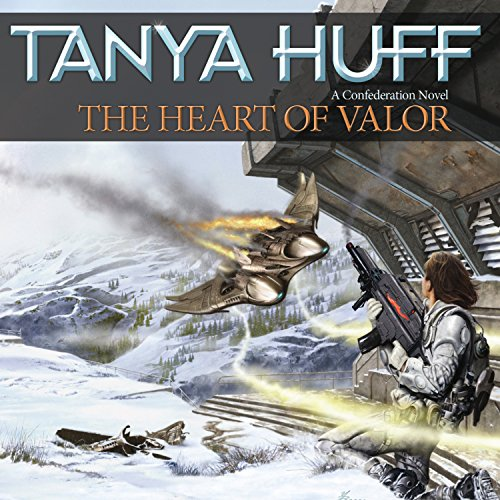 The Heart of Valor audiobook cover art