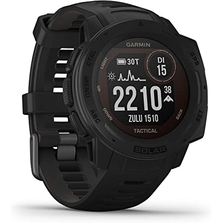 Garmin Tactix Delta Solar Taktische Uhr Solarbetrieben Robust Gebaut Nach Militärstandards Nachtsicht Kompatibilität Schwarz 010 02357 10 Elektronik