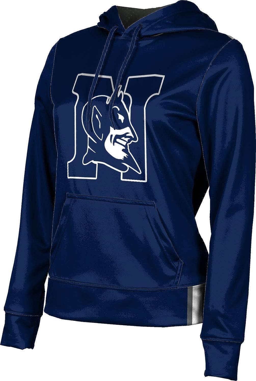 ProSphere Norcross High School Girls' Pullover Hoodie, School Spirit Sweatshirt (Solid)