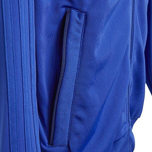 adidas Condivo 18 Polyester Jacket Chaqueta, Unisex Niños, Azul/Blanco (Azul Claro/Azul), 152 (11/12 años)