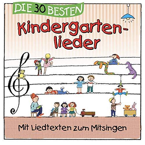 Die 30 besten Kindergartenlieder - Mit Liedtexten zum Mitsingen