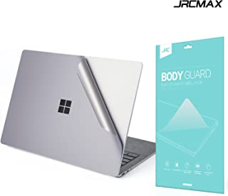 JRCMAX 4-in-1 3M Full Body Wrap Decals Cover Protector Skin for Surface Book 2 15 Inch Full Body Stickers [Top + Bottom + Touchpad + Palm Rest] - Gray