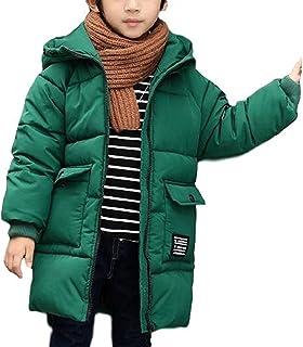 [Nana_Collection(ナナコレクション)] 冬 男子 ジャンパー 中綿 あったか 防寒 ポケット フード