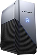 Dell Inspiron 5680 Gaming Desktop Computer Intel Core i5 8GB RAM 1TB HD Recon Blue - 8th Gen i5-8400 Hexa-core - NVIDIA GeForce GTX 1060 3GB - 2.8 GHz processor speed - Polar Blue LED lighting - Wi