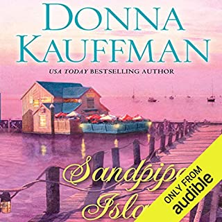 Sandpiper Island                   Written by:                                                                                                                                 Donna Kauffman                               Narrated by:                                                                                                                                 Lauren Fortgang                      Length: 10 hrs and 3 mins     1 rating     Overall 4.0