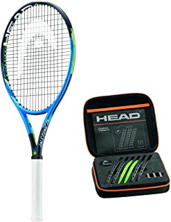 HEAD Graphene Touch Instinct Adaptive Tennis Racquet - Strung with KIT
