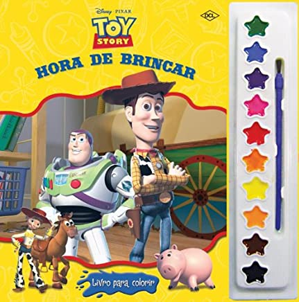 Aquarela. Toy Story