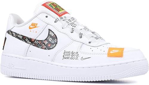 Nike Air Force 1 JDI PRM (GS), Chaussures de Fitness garçon ...