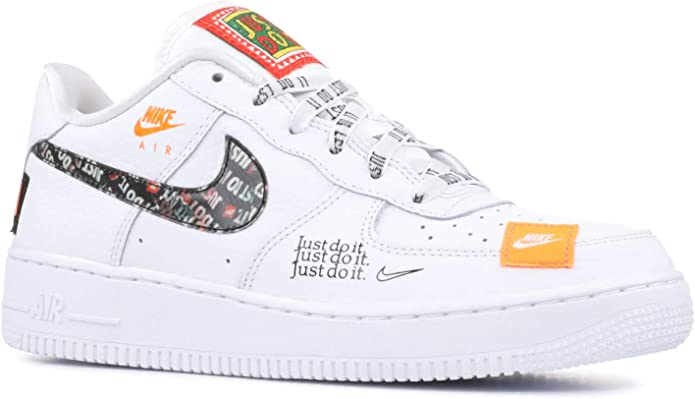 Nike AIR Force 1 JDI PRM (GS) 'JUST DO IT' - AO3977-100 - Size ...