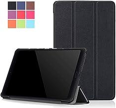KATUMO. Xiaomi Mi Pad 4 Plus 10.1 Funda, Xiaomi Mi Pad 4 Plus 10.1 Carcasa,PU Plegable Stand Cover Case para Xiaomi Mi Pad 4 Plus 10.1 2018 Tableta,Negro