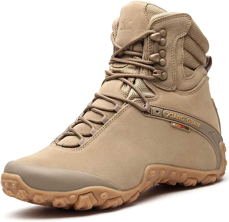 UBCA-XIANGGUAN Winter Warm Boots Waterproof Sneakers Outdoor shoes Comfortable Hiking shoes