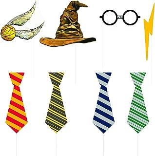 Unique Party 59070 - Harry Potter Photo Booth Props, Set of 8
