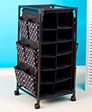 Best fashionable rolling shoe storage Reviews